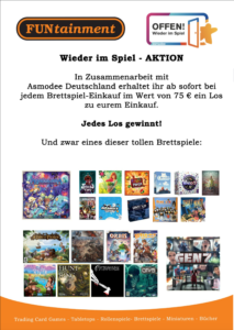 FUNtainment Game Center Berlin – Jedes Los gewinnt!