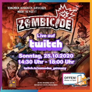 Zombicide live